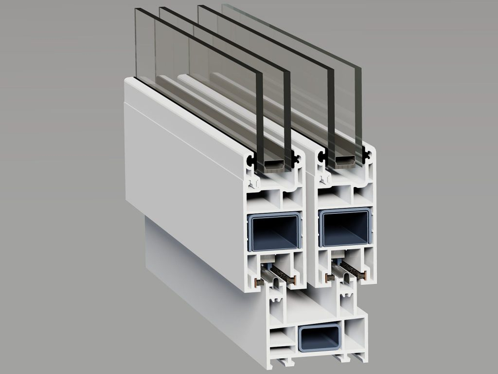 Раздвижные металлопластиковые системы Кривой Рог
