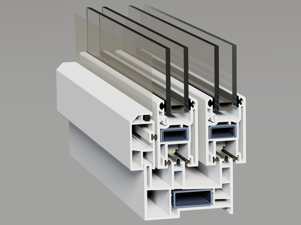 System sliding sws from pvc profiles - buy system sliding sw.