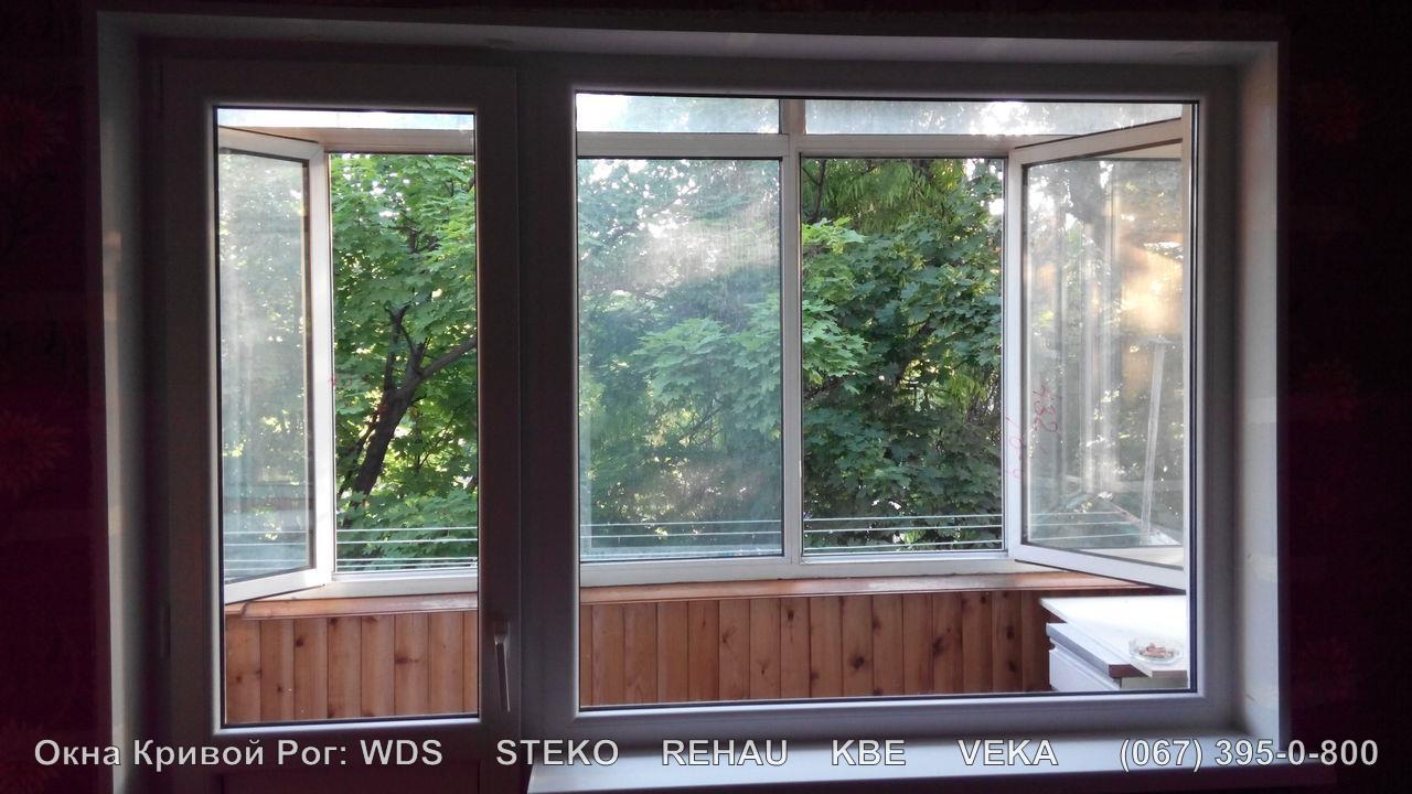 Купить техкамерные металлопластиковые окна
