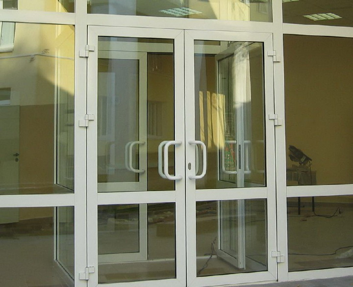 Входные двери кривой рог пластиковые