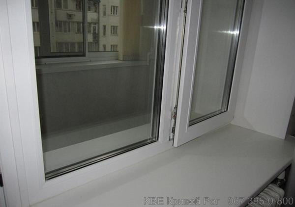 Окна и двери КБЕ купить в Кривом Роге
