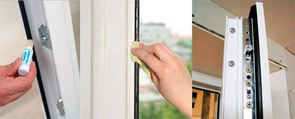 Как правильно ухаживать за окном