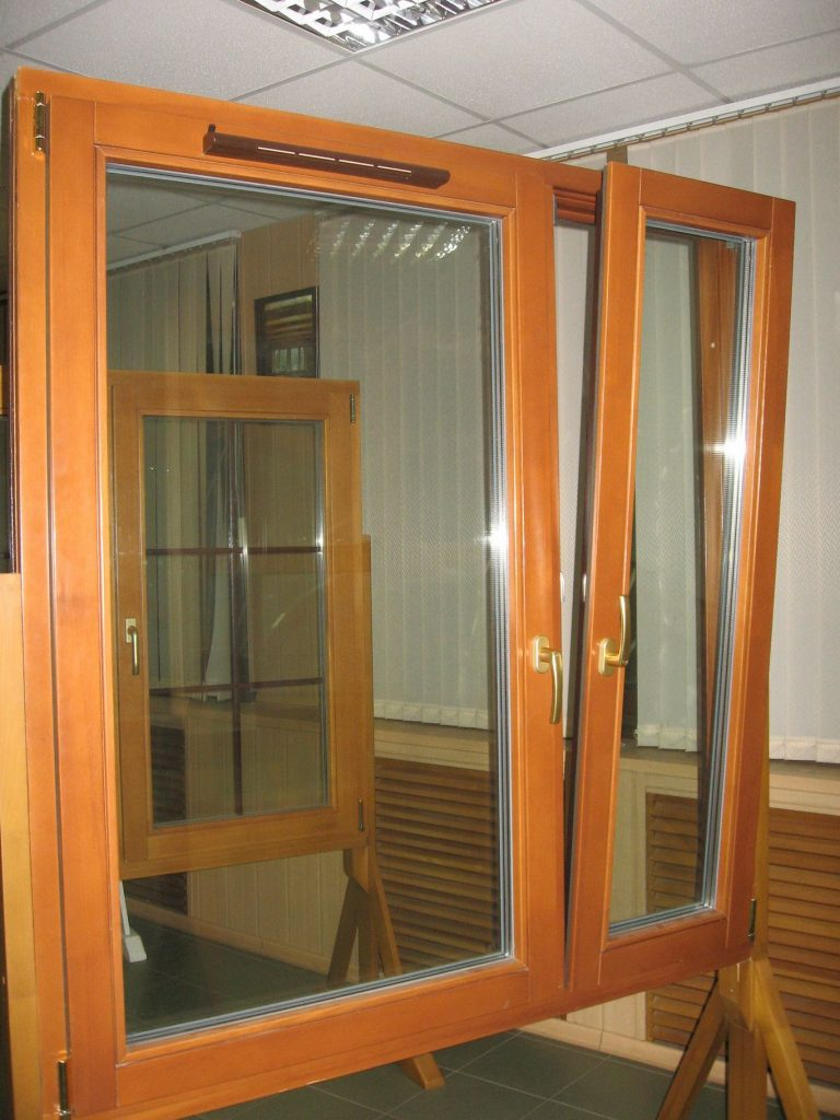 Купить деревянные окна Кривой Рог