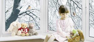 Купить окна зимой Кривой Рог