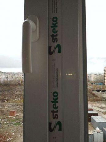 Купить окна из трехкамерного профиля Стеко с300 в Кривом Роге