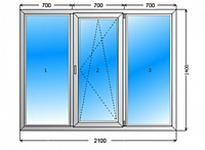 Купить металлопластиковое окно в Кривом Роге